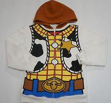 Toy Story Woody Hooded Sweatshirt Hoodie Disney size 10 Hoodie Disney ...