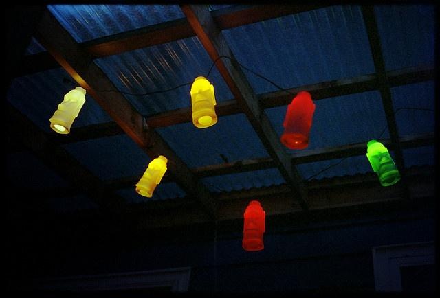 String Lights For Tiki Bar : Tiki string lights string of lights! Pinterest