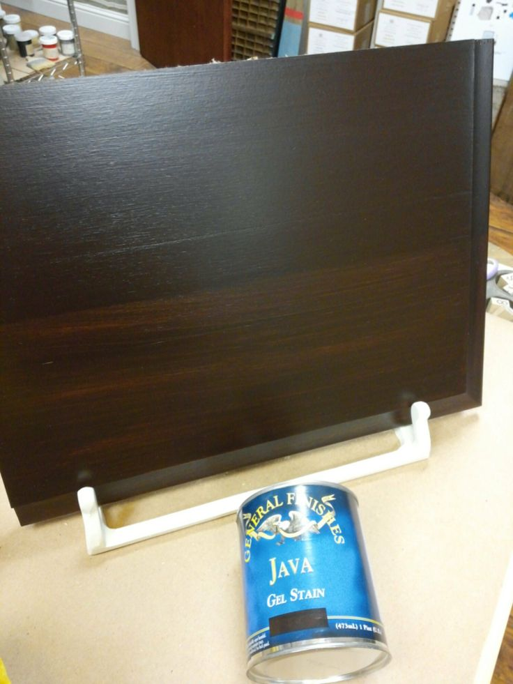 Java gel stain for our home pinterest for Gel stain