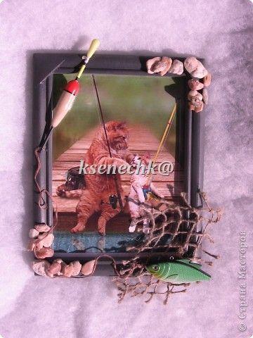 Поделки своими руками рыболовные