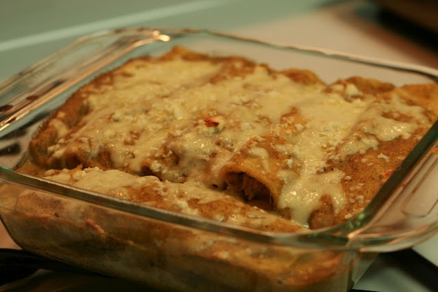 Recipe: Best Enchiladas Suizas. | Tasty Tasty | Pinterest