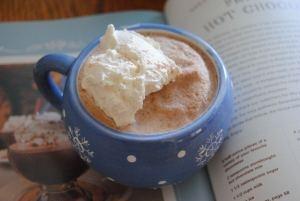 frrrozen hot chocolate | fa la la la la | Pinterest