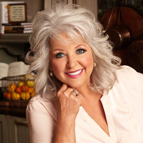 phoebe halliwell hairstyles : Paula Deen- I want this haircut Sterling silverage Pinterest