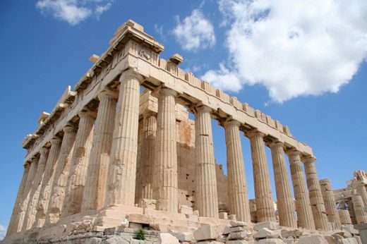 The Parthenon Athens | Lista de cubeta | Pinterest