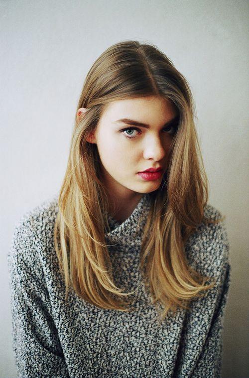 Baños Para Nuevo Ano:Long Layers Hair