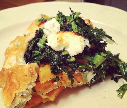 Rachael's Dinner Table: Sweet Potato & Kale Tart | Recipes I Want to ...