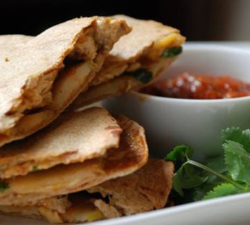 Apple Chicken Quesadilla | Crafts to do with my Munchkin :) | Pintere ...