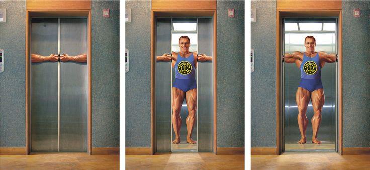 Marketing Elevator