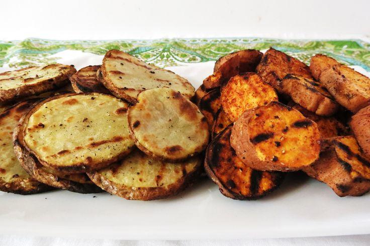 Barbecue Sweet Potato Chips Recipes — Dishmaps