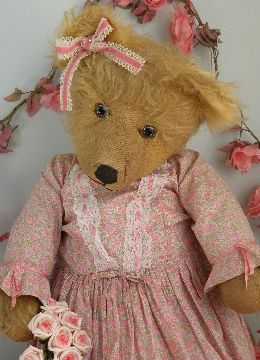 Image result for Antique Teddy Bears