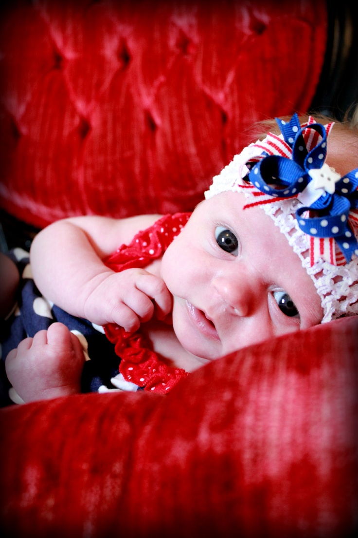 4th of july newborn clothes