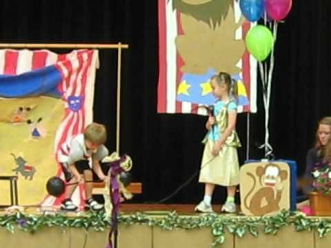 Kindergarten graduation play - YouTube | Pre-K Graduation | Pintere ...