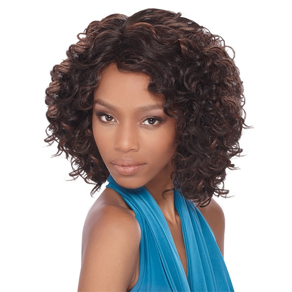 weave ponytail hairstyles with bangs : ... Half Wig Quick Weave Complete Cap Olivia Futura LONG HAIRSTYLES