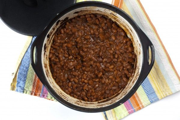 ... appalachian cider baked beans vegetarian baked beans recipe yummly
