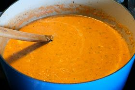 Lori's Test Kitchen: Roasted Tomato Soup | Chowders, Soups, and Stews ...