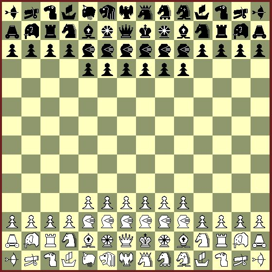Pin tri dimensional chess rules on pinterest - Tri dimensional chess board ...