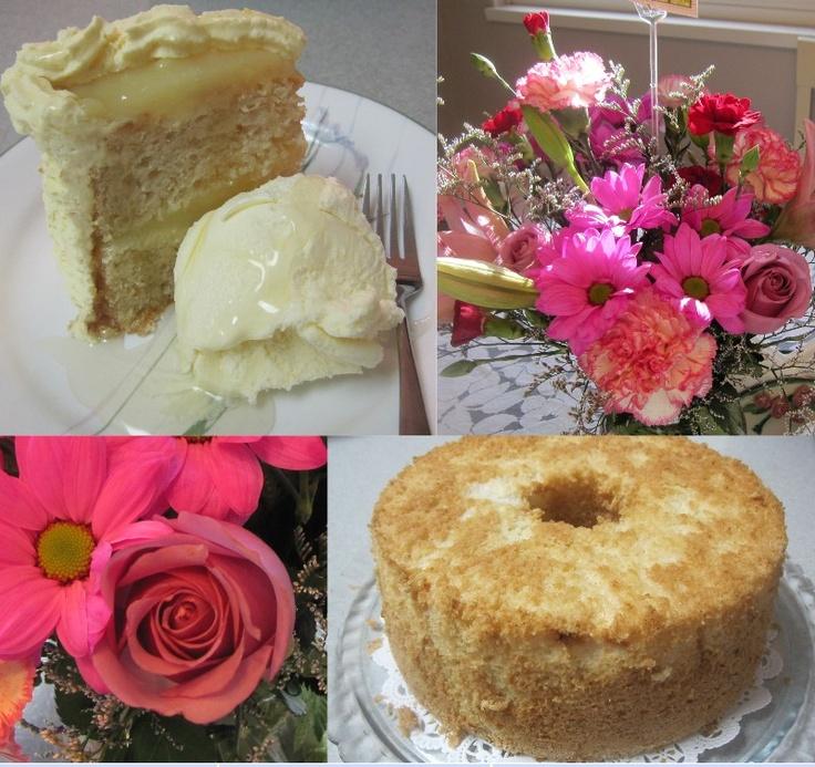 ... Girls Can Cook: Chiffon Cake Gluten-FreeChiffon Cake Gluten-Free