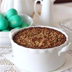 Baked Oatmeal II Allrecipes.com, I'm dying to make this and I have ...