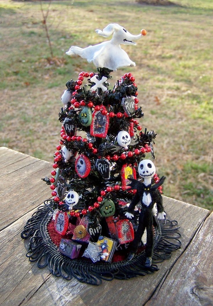 Nightmare Before Christmas tree | Nightmare Before Christmas | Pinter ...