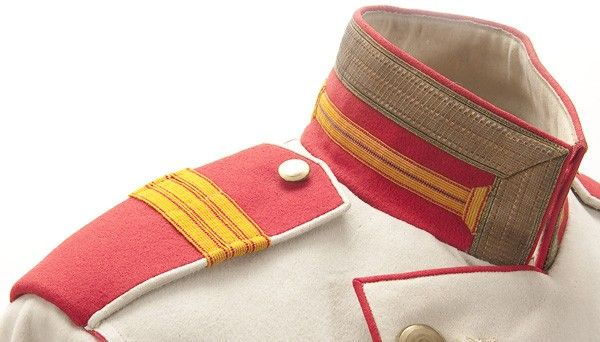 ... turn-of-the-century copy in the style of an 1812 - 1814 era uniform