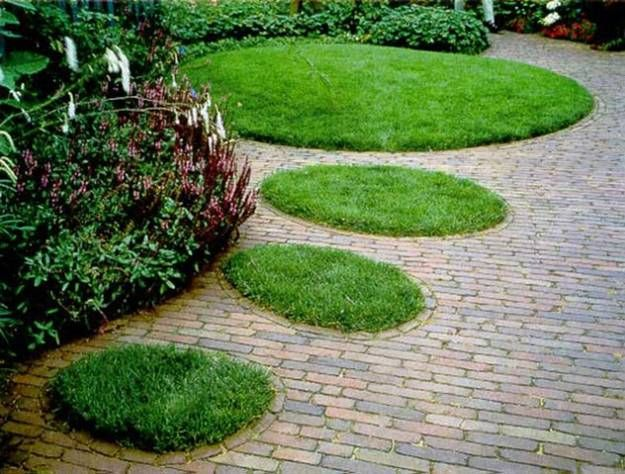 15 Spectacular Yard Landscaping Ideas And Flower Beds With 400 x 300