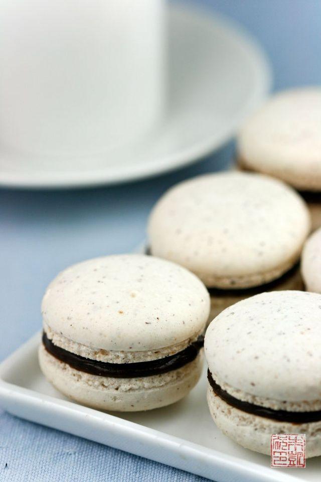 haselnuss macarons rezepte suchen. Black Bedroom Furniture Sets. Home Design Ideas