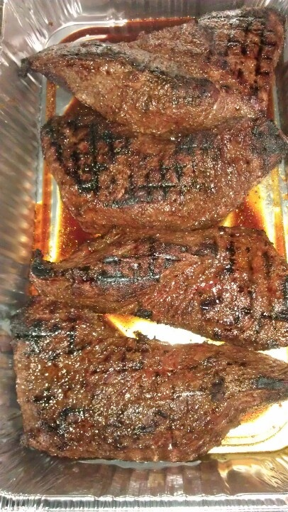 Smoked tri tip with reverse sear | Food | Pinterest