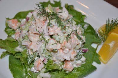 ... Healthy Jalapeno: Fresh Shrimp Salad | Scrumptious Salads | Pintere