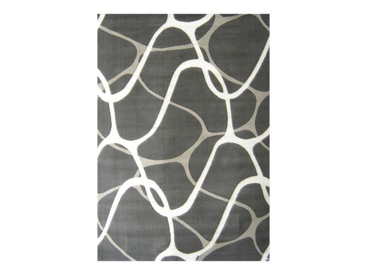 We love the mesmerizing pattern of the Bistro Loft Area Rug.