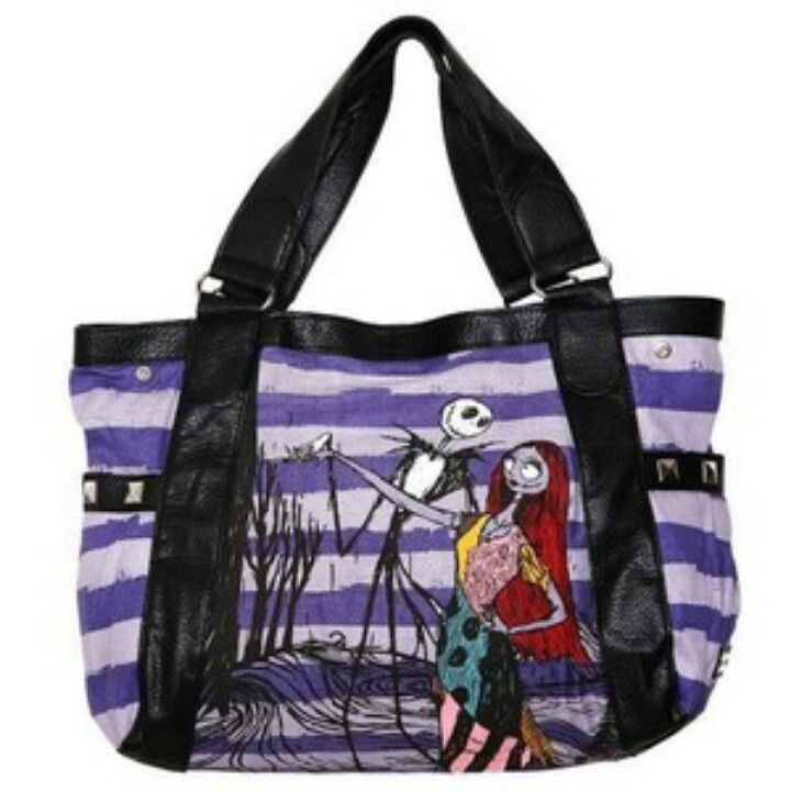 Nightmare Before Christmas purse | Accesories | Pinterest