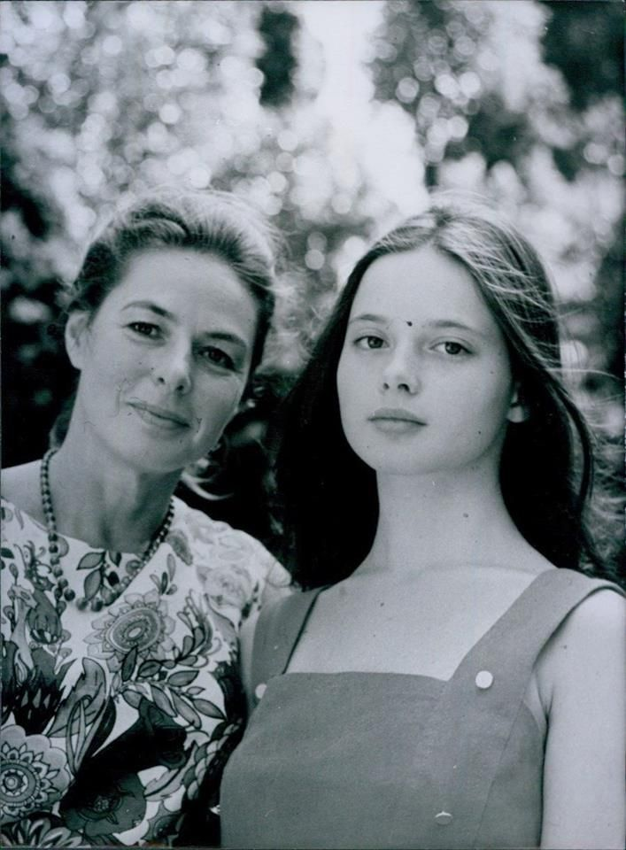 isabella rossellini and her twin sister Car Tuning Ingrid Bergman And ...
