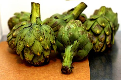 busted artichokes by smitten my daughter loves artichokes and here is ...