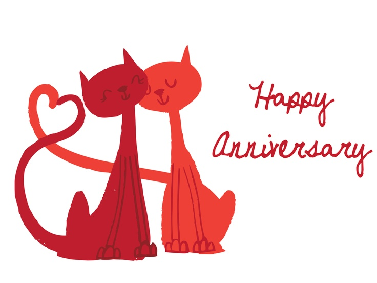 Funny animated gif happy anniversary gifs