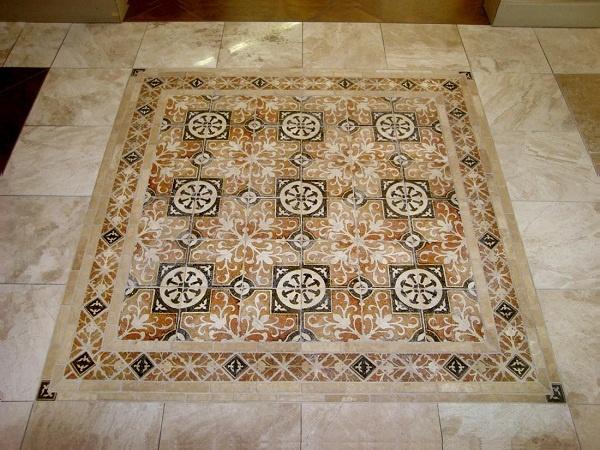 Diamond Pattern Tile Floor Joy Studio Design Gallery