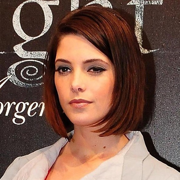 Ashley Greene Bob