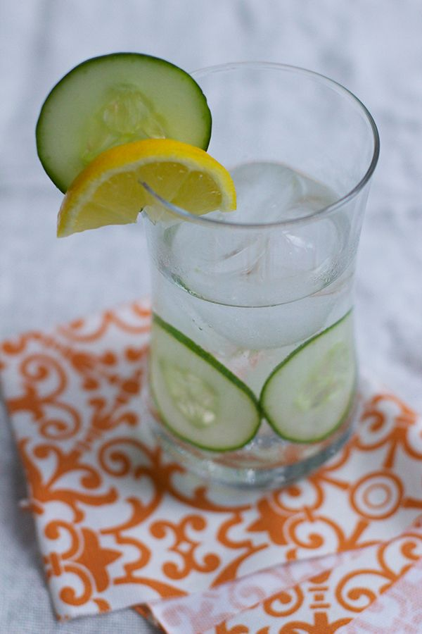 cucumber cooler | Drinks, Anyone? | Pinterest