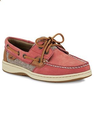 Sperry Top-Sider Womens Shoes, Bluefish Boat Shoes - All Womens Shoes