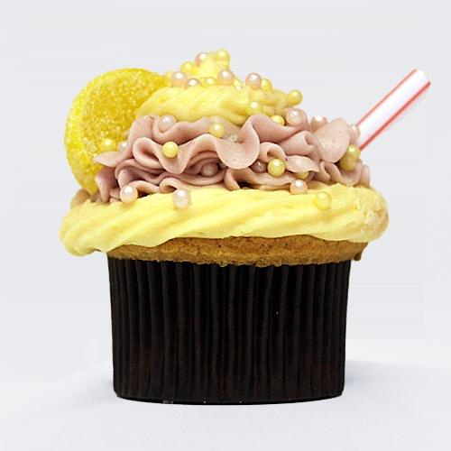Pink Lemonade Confetti Cupcakes Recipes — Dishmaps