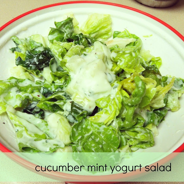 Cucumber Yogurt Salad Recipes — Dishmaps