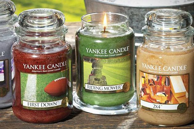 Man Cave Yankee Candle : Man candles damn funny mr wilson possible likes