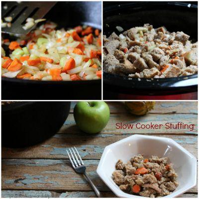 Easy Crock Pot Stuffing Recipe — Dishmaps