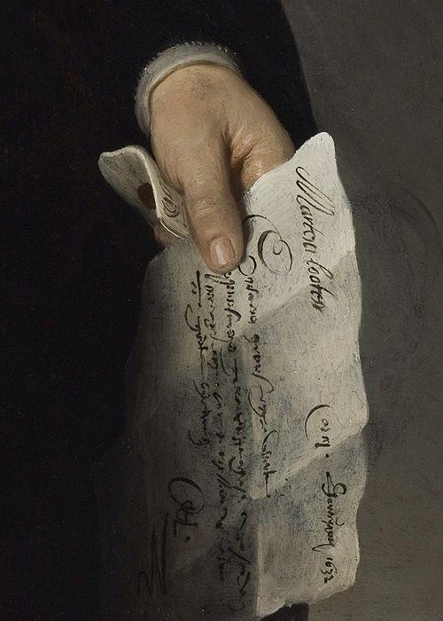 portrait of marten looten Portrait of marten looten  portrait of marten looten rembrandt van rijn 1632 oil on wood los angeles county museum of art artist: rembrandt van rijn details.
