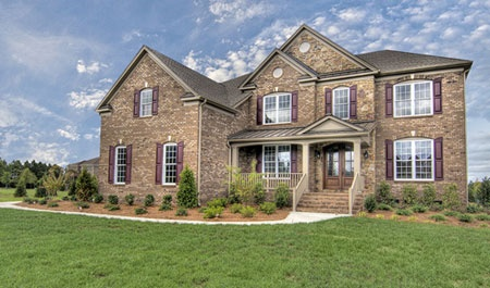 Toll Brothers Duke One Of My Favorite Marvin Creek Homes To Design