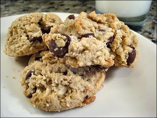 outrageous chocolate chip cookies | Want to Eat It | Pinterest