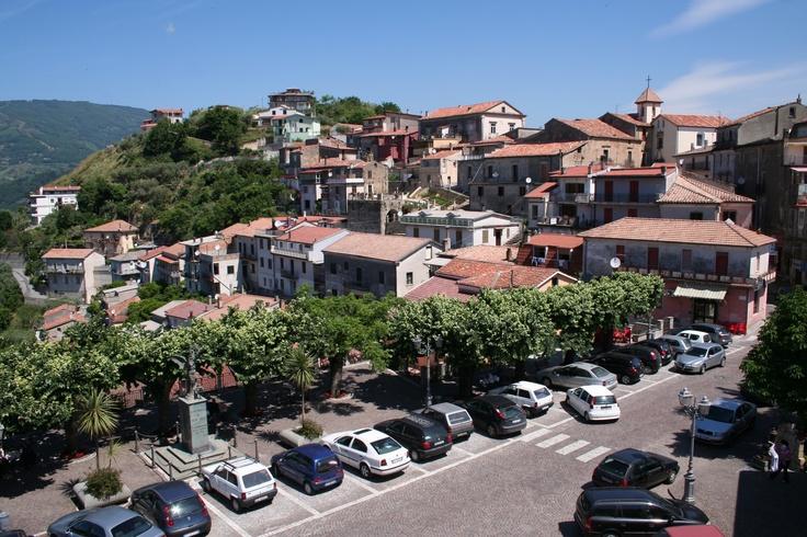 Martirano, Calabria, where my grandmother was born