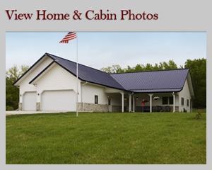 Barndominiums metal homes joy studio design gallery for Morton building cabin