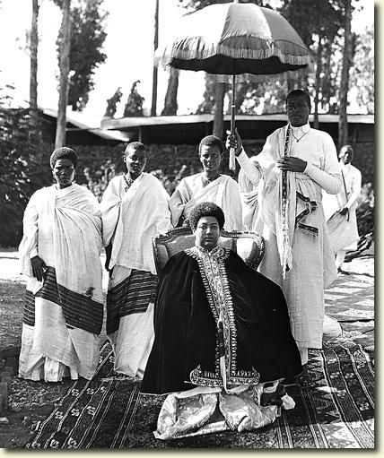 Ethiopia – Princess Regent, Wife of Ras Tafari, and ...