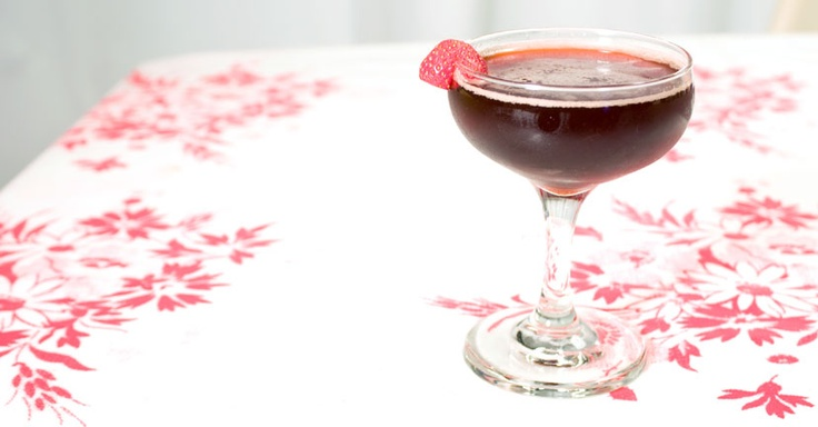 Balsamic Strawberry Smash | All Things Thirst Quenching | Pinterest