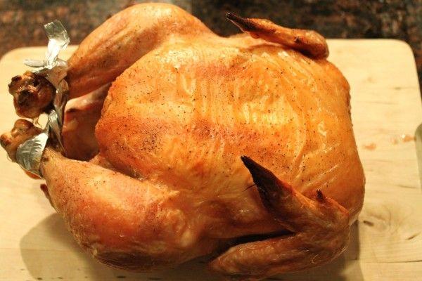 Thomas Keller's Roast Chicken | recipes-Spring | Pinterest