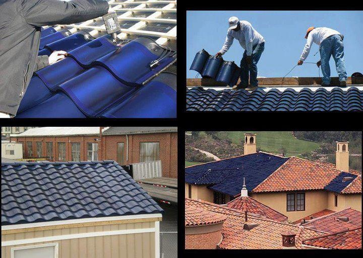 solar panel roof shingles | Awesome Home Ideas | Pinterest